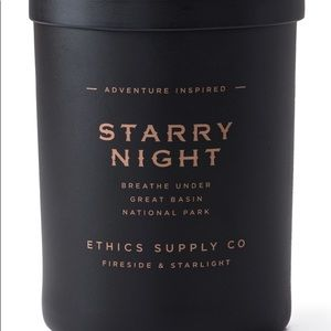Ethics Supply Co Candle